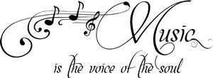 Music voice of soul