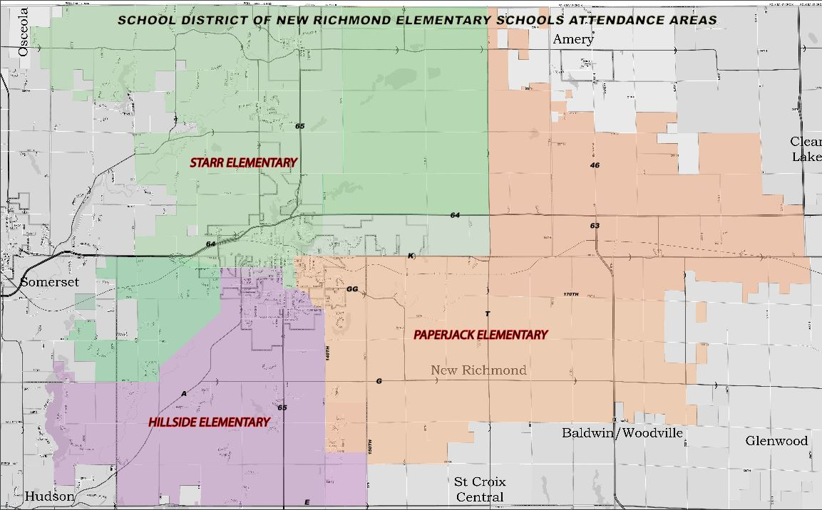 School District of New Richmond / Home